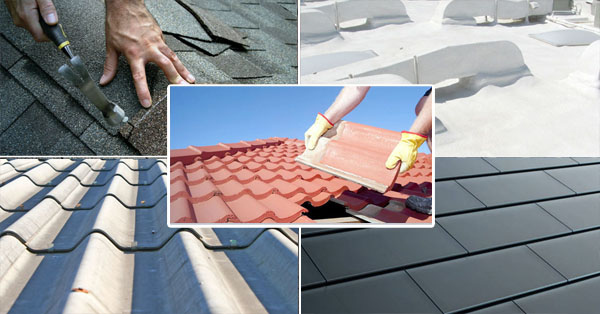 Best Roofing Material Types 2018 Pictures