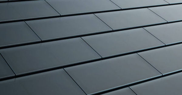Solar Shingle Roofing Material