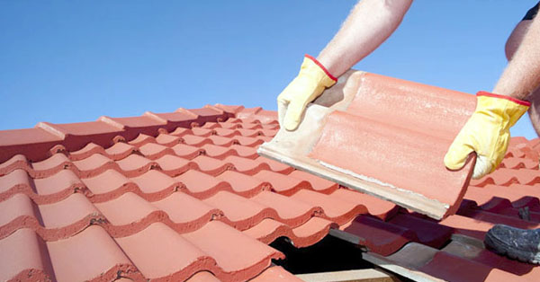Tile Roofing Material